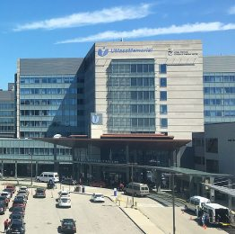 Migutan-FP and DSM System installed at UMass Medical Center in Worcester.