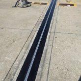 EMSEAL's DSM System in Emcrete for a parking deck at SE Alabama Medical Center.