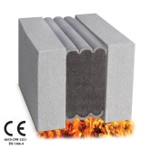 CE Floor Movement Joint Fire Rated up to 4 Hours. Emshield DFR / WFR CE