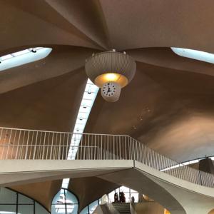 TWA Hotel interior - Emseal