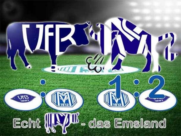 VfB Oldenburg - SV Meppen Nordderby