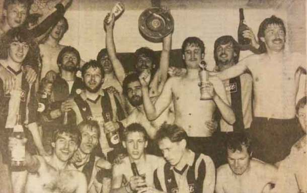 Haselünner SV Meister 85-86