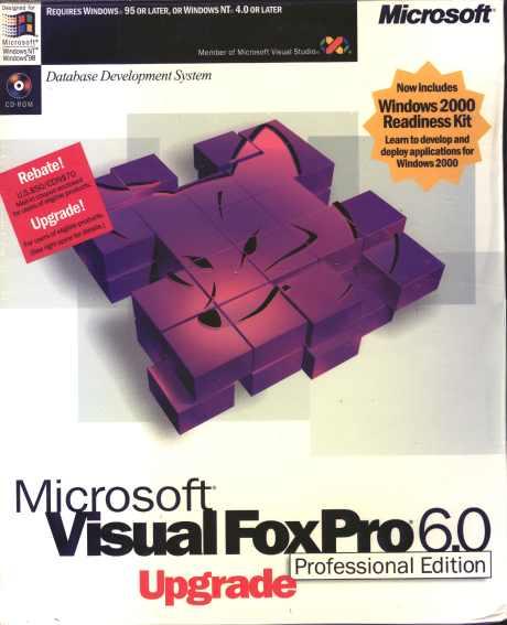 FoxPro 6 – Manual del Programador