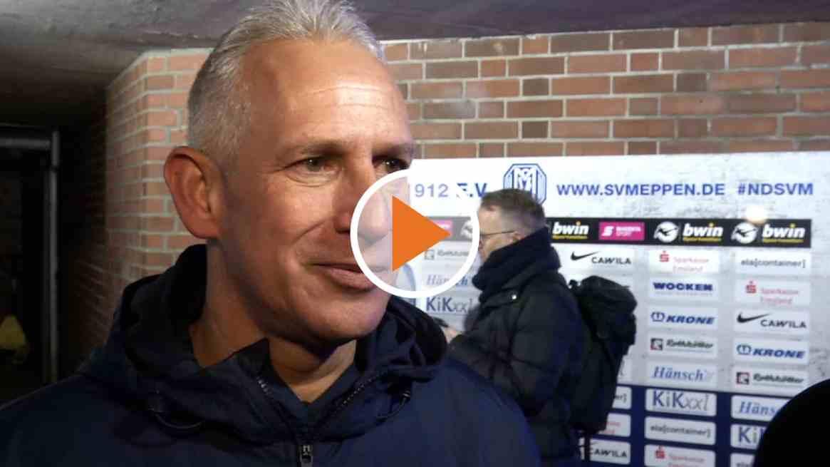 Screen SV Meppen weiter furios