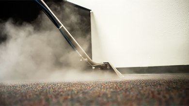 Photo of EASY STEPS FOR CARPET STEAM CLEANING