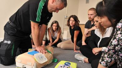 Photo of Learn the AId Skills in the Emergency First Aid at Work Training London