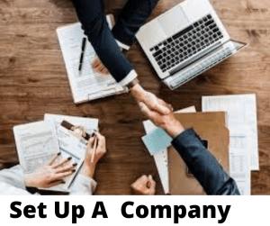 Set Up A Limited Company
