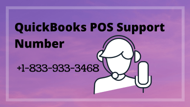 Photo of QuickBooks POS Support Phone Number +1-833-933-3468 : Your best companion to fix QuickBooks POS issues