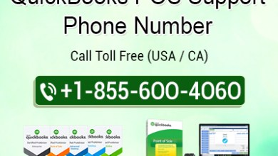 Photo of QuickBooks Pos Support Phone Number 1-855-600-4060