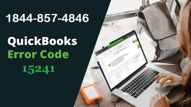 Photo of Get Solution For QuickBooks Error 15241
