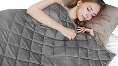 Photo of Tips for Choosing a Heavy Weighted Blanket