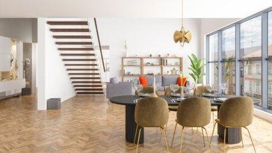 Photo of Benefits of Parquet Flooring