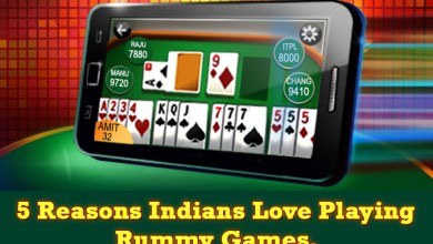 Photo of Five Reasons Why Indians Love To Play Rummy Game