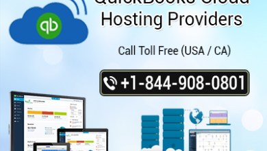 Photo of QuickBooks cloud hosting providers || 1-866-233-9805