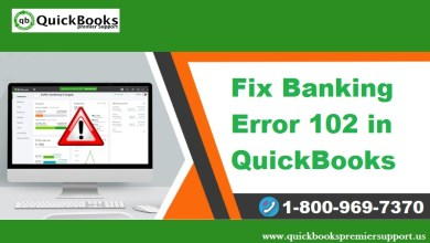 Photo of How to Fix QuickBooks Banking Error Code 102?