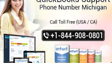 Photo of QuickBooks Support Phone Number Michigan