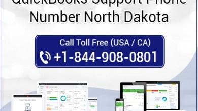 Photo of QuickBooks Support Phone Number North Dakota