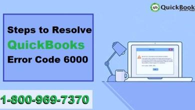 Photo of How to Troubleshoot the QuickBooks Error Code(6000)?