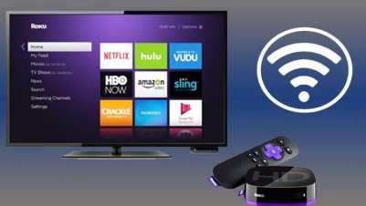 roku will not connect to internet