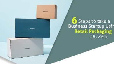 Photo of 6 Steps to take a Business Startup Using Retail Packaging Boxes