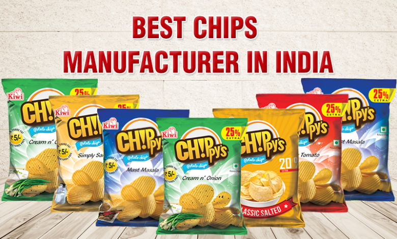 Snacks Manufacturers In India