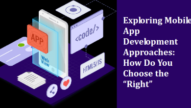 Photo of Exploring Mobile App Development Approaches: How Do You Choose the Right Approach