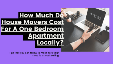 Photo of House Movers Cost For A One Bedroom Apartment Locally?