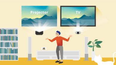 Photo of Projector vs. TV: Consideration to Eye Health