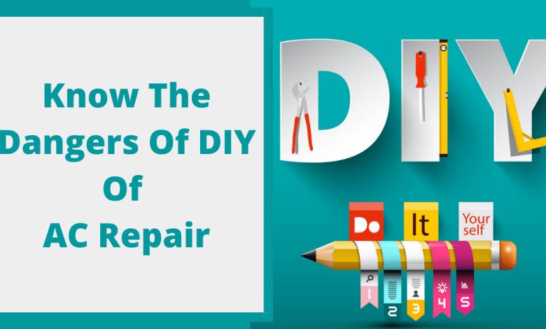 DIY AC Repairs