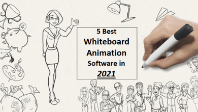 Photo of 5 Best Whiteboard Animation Software in 2021