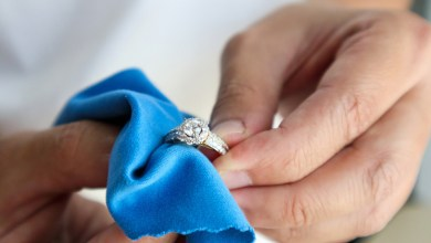 Photo of Top 10 Cleaning Hacks for Diamond Ring
