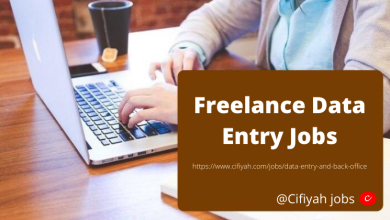 Photo of How can you start data entry jobs freelance .