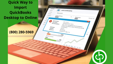 Photo of Quick Way to Import QuickBooks Desktop to Online