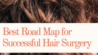 Photo of Best Road Map for Successful Hair Surgery