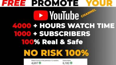 Photo of how do i increase my youtube watch hours?