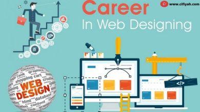 Photo of WEB DESIGNER JOBS FOR FRESHER