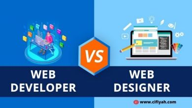 Photo of DIFFERENCE BETWEEN A WEB DEVELOPER AND DESIGNER