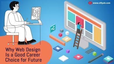 Photo of BEST WEB DESIGNER JOBS FOR FRESHER