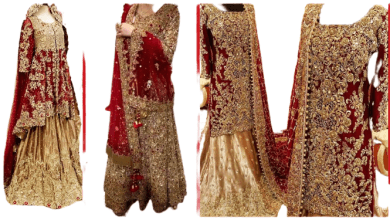 Photo of Different types of Pakistani designer Dresses