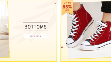 Photo of These 8 Footwears to Stay in Your Fashion From Airycloth Coupon
