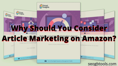 Photo of Why Should You Consider Article Marketing on Amazon?