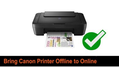 Photo of Canon Printer Offline Windows 10 – (New 2021 Quick Guide)