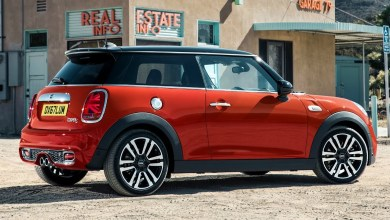 MINI HATCH-Ezeparking