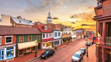 Most Beautiful Towns In America