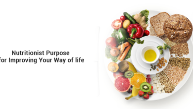 Photo of Nutritionist purpose to improve your lifestyle