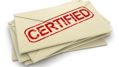 Photo of Certified Mail versus Registered Mail: What's the Difference?