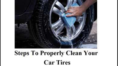 Photo of Steps to Properly Clean your Car Tires