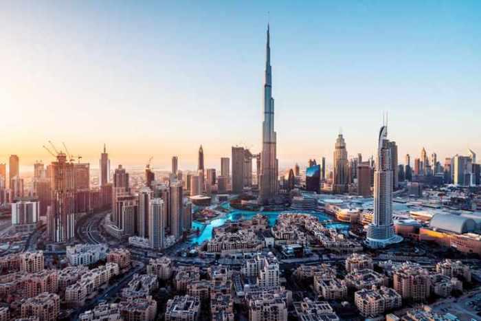 Burj Khalifa Tour
