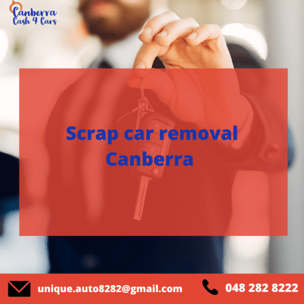 unwanted car removal canberra