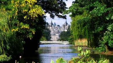 Photo of LONDON GARDENS – ST. JAMES'S PARK WITH ROYAL VIEWS